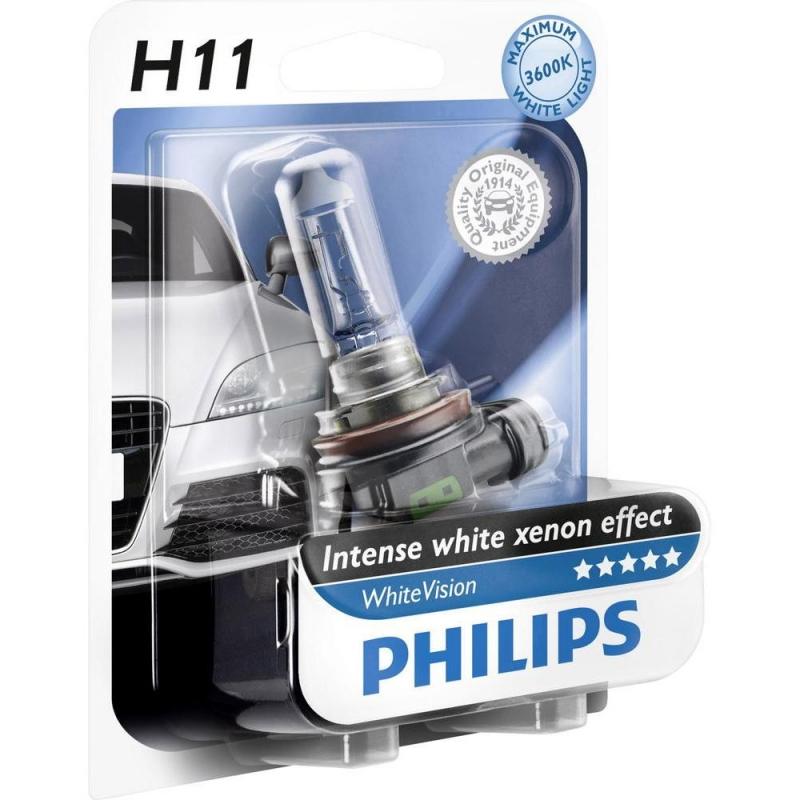 """Лампа """"WhiteVision"""", PHILIPS, 12362WHVB1"""