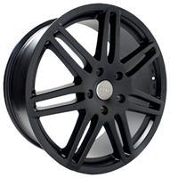 Колесный диск Ls Replica A25 9x20/5x130 D66.6 ET60 черный матовый цвет (MB)