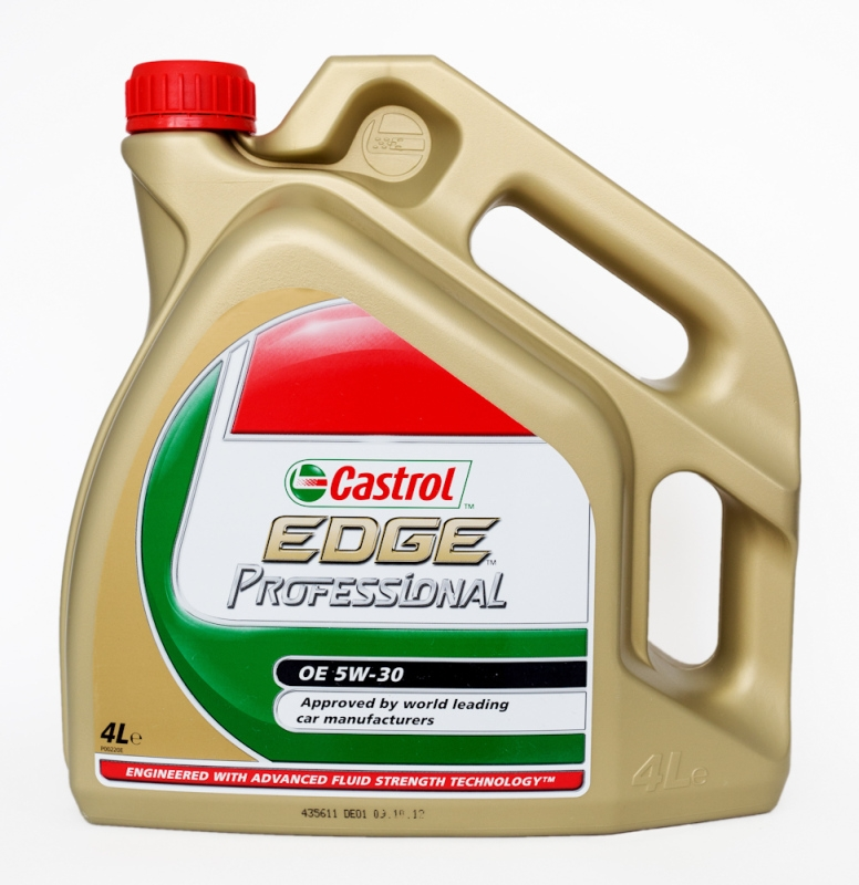 Моторное масло CASTROL EDGE Professional OE, 5W-30, 4л, 4673700090