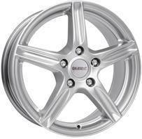 Колесный диск Dezent L 5x16/5x100 D70.1 ET38 серебро (S)
