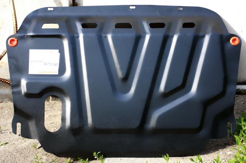 Защита картера двигателя и кпп Hyundai Elantra(07-10)/I30(07-12)/KIA Сeed(06-12)/Cerato(08-12) V-все
