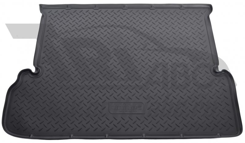 Коврик багажника для Toyota Land Cruiser (Тойота Ленд Круизер) 150 (2010-) (7мест), NPLP8853
