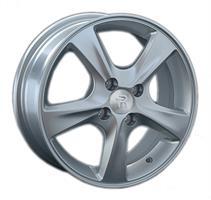 Колесный диск Ls Replica GN43 6x15/4x100 D63.3 ET45 серебристый (S)