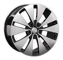 Колесный диск Ls Replica KI65 6.5x16/5x114,3 D66.1 ET43 черный полированный (BKF)