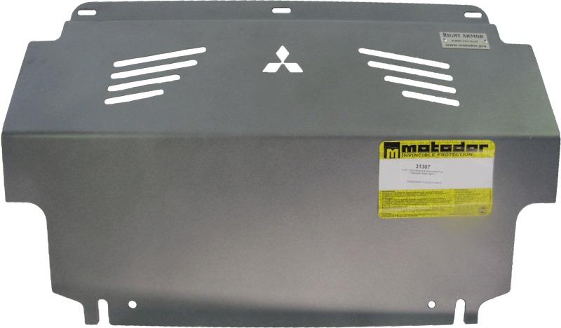 Защита картера радиатора MITSUBISHI PAJERO SPORT II (KG_, KH_) 2008-2011 PAJERO SPORT II (KG_, KH_)