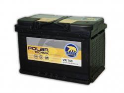 BAREN 7904204 POLAR TECHNIK_аккумуляторная батарея! 19.5/17.9 евро 70Ah 760A 278/175/190\\ AGM