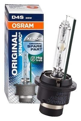 Лампа ксеноновая XENARC ORIGINAL, 35 Вт, D4S, P32d-5, OSRAM, 66440