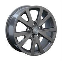 Колесный диск Ls Replica MZ26 6.5x16/5x114,3 D67.1 ET50 серый глянец (GM)