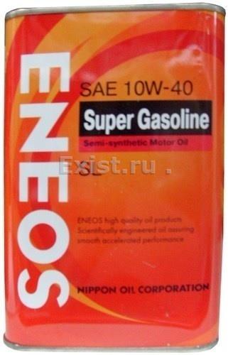 Моторное масло ENEOS SUPER GASOLINE SL, 10W-40, 0.94л, 8801252021728