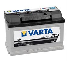 Аккумулятор VARTA Black Dynamic 70 А/ч 570144 низк ОБР E9