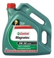 Моторное масло CASTROL Magnatec A3/B4, 5W-30, 4л, 4668200090