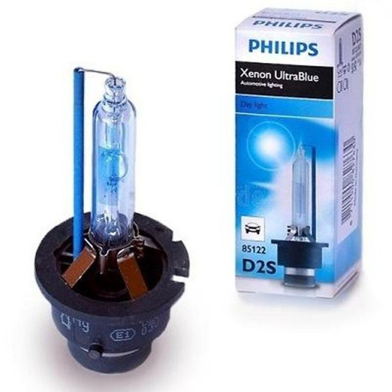 "Лампа ""UltraBlue"", 85 В, 35 Вт, D2S, P32d-2, PHILIPS, 85122 UBS1"