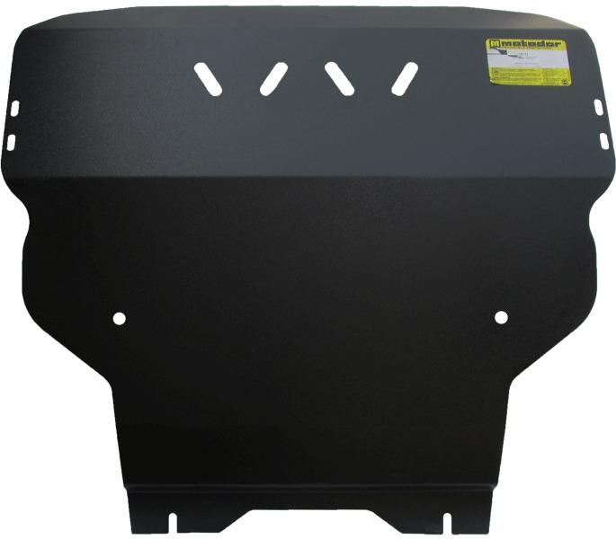 Защита картера двигателя, КПП VW Transporter 2003- V=2.5 TDI (сталь 3 мм), MOTODOR12713