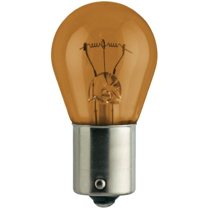 Лампа, 12 В, PY21W, PHILIPS, 52372930