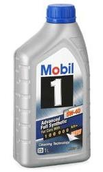 Моторное масло Mobil 1 FS x1, 5W-40, 1л