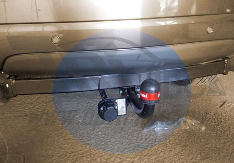 Фаркоп для Chevrolet TrailBlaser (без электрики) (2013-), BOSAL, 5267A