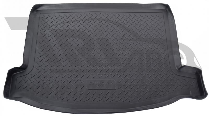 Коврик багажника для Honda (Хонда) Civic (Цивик) 5D (2006-), NPLP3009