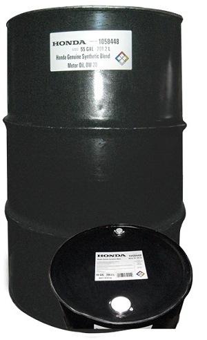 Моторное масло HONDA Genuine Synthetic Blend, 0W-20, 208л, 08798-9045