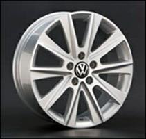 Колесный диск Ls Replica VW28 7x17/5x112 D57.1 ET49 серебристый полированный (SF)
