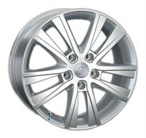 Колесный диск Ls Replica VW96 6.5x16/5x112 D57.1 ET33 серебристый (S)