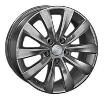 Колесный диск Ls Replica VV55 6.5x16/5x112 D57.1 ET50 серый глянец (GM)