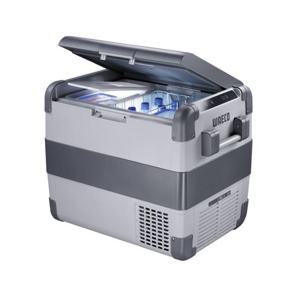 Автохолодильник WAECO CoolFreeze CFX-65DZ, 60л, охл./мороз., три камеры, диспл., пит. 12/24/220В, 91