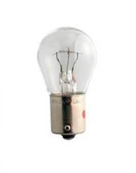 Лампа 24 В, 21 Вт, P21W, BA15s, NARVA, 17644