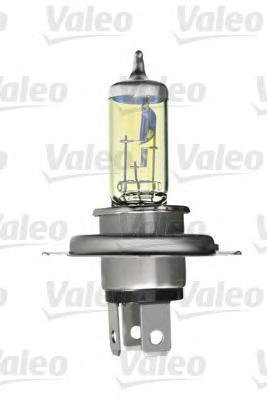 Лампа, 12 В, 60/55 Вт, H4, P43t-38, VALEO, 032 514