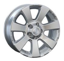 Колесный диск Ls Replica VW83 6.5x16/5x112 D72.6 ET33 серебристый (S)