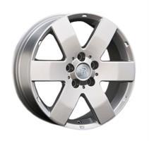 Колесный диск Ls Replica GM20 7x17/5x115 D56.6 ET45 серебристый (S)