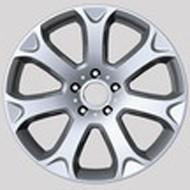 Колесный диск Ls Replica B75 9x19/5x120 D72.6 ET48 серебристый (S)