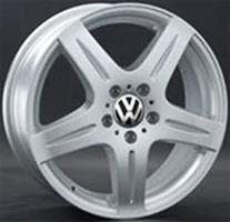 Колесный диск Ls Replica VW67 6.5x16/5x120 D84.1 ET62 серебристый (S)