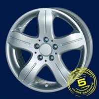 Колесный диск Rial DF 7.5x16/5x112 D63.3 ET35 серебро