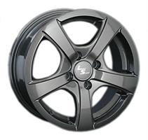 Колесный диск LS Wheels 249 6.5x15/4x100 D73.1 ET40 темно-серый (GM)
