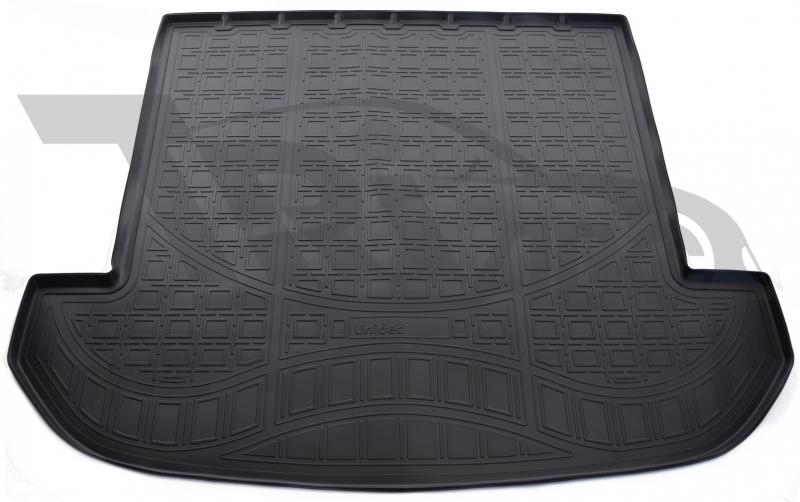 Коврик багажника для Kia Sorento Prime (2015-) (7 мест) (сложенный 3 ряд), NPA00T43653
