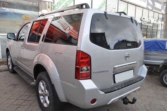 Фаркоп для Nissan Pathfinder (Ниссан Патфайндер) (2005/04-2014), BOSAL, 4350A