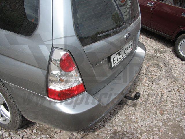 Фаркоп для Subaru Forester (1997-2008), BOSAL, 6301A