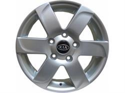 Колесный диск Ls Replica Ki12 5.5x15/5x114,3 D66.1 ET45 серебристый (S)