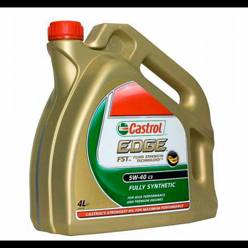 Моторное масло CASTROL EDGE C3, 5W-40, 4л, 4679960090