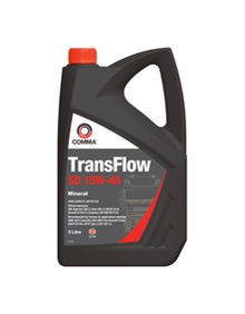Моторное масло Comma TransFlow SD 15W40, 5л, TFSD5L