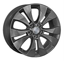Колесный диск Ls Replica H39 7x18/5x114,3 D66.1 ET50 серый глянец (GM)