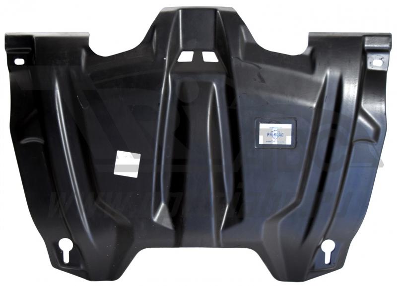 Защита картера двигателя и кпп Toyota Venza V-2,7; АКПП; AWD (2013-) (Композит 8 мм), 2418K