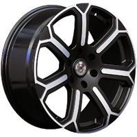 Колесный диск NZ SH638 8.5x20/6x139,7 D67.1 ET35 черный матовый полностью полированный (MBF)