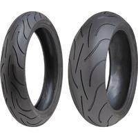 "Шина мотоциклетная задняя ""Pilot Power 2CT ZR/TL 180/55R17 73W"""