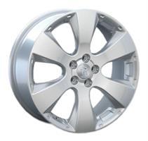 Колесный диск Ls Replica SB19 7x17/5x100 D66.6 ET48 серебристый (S)