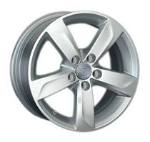 Колесный диск Ls Replica VW138 6.5x16/5x112 D57.1 ET33 серебристый (S)