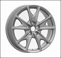 Колесный диск Ls Replica INF13 9.5x21/5x114,3 D60.1 ET50 серый глянец (GM)