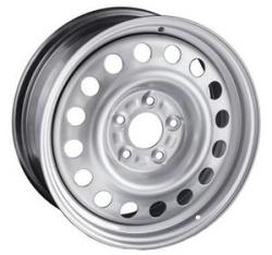 Колесный диск TREBL 9207, 6.5x16/6x139.7, D92.5, ET56, Silver