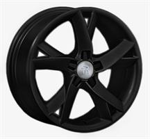 Колесный диск Ls Replica VW105 7.5x17/5x112 D57.1 ET47 черный матовый цвет (MB)