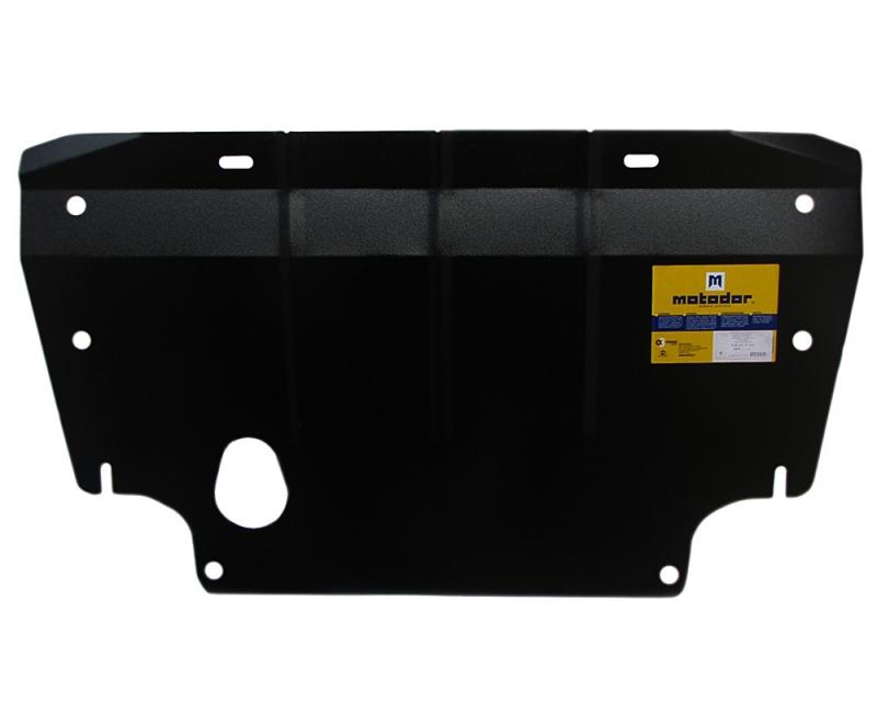 Защита картера двигателя, КПП Tagaz C100 V= все (сталь 2 мм), MOTODOR05305
